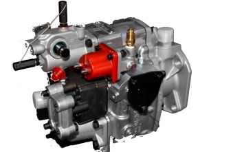 fuel injection system 1